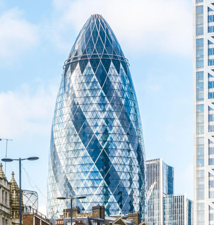 Full Strip Out at the Gherkin
